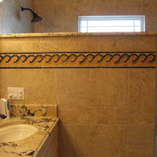 Bathroom Mosaic Ideas Mosaic Marble Inspiration Gallery
