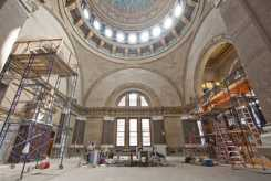 Marble Mosaic Contributes in the Williamsburgh Bank Restoration