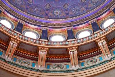 A Landmark Restored, From Mosaic Marble Floor to Grand Dome