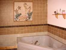 Bathroom Mosaic Installations