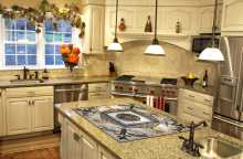 Kitchen Countertop Mosaic