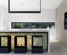 Kitchen Counter Cover Mosaic