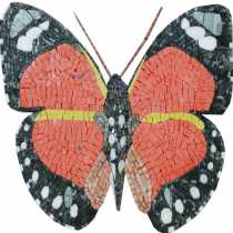 AN1033 Handmade Colorful Butterfly Nature  Mosaic