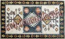 CR464 Rectangular chinese art style Mosaic