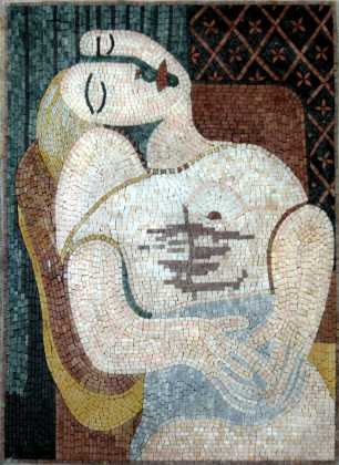 The Dream Picasso Mosaic