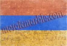 Armenia Flag Mosaic