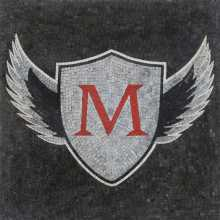 Maverick Logo Wall Decor Customzie Yours Mosaic