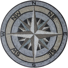 Nautical Compass Sea Navigation