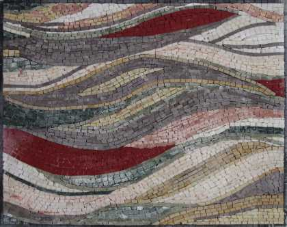 Mosaic Wall Art Marble Tiles